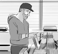 Vero TVC Storyboards