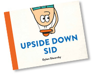 Upside Down Sid book cover